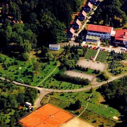 Areál ParkHOTEL MOZOLOV